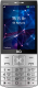 Мобильный телефон BQ Option BQ-3201 (серебристый) -