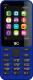Мобильный телефон BQ Step L+ BQ-2431 (темно-синий) -
