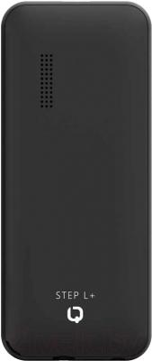 Мобильный телефон BQ Step L+ BQ-2431 (черный)