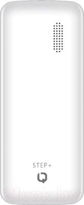 Мобильный телефон BQ Step+ BQM-1831 (белый)
