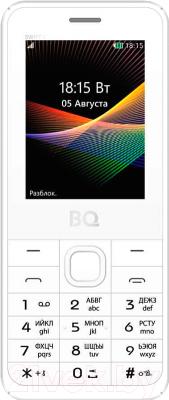 Мобильный телефон BQ Swift L BQ-2411 (серебристый)