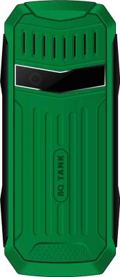 Мобильный телефон BQ Tank BQ-2428 (зеленый)