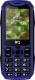 Мобильный телефон BQ Tank BQ-2428 (синий) -