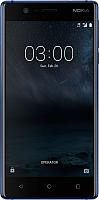 Смартфон Nokia 3 / TA-1032 (синий) -