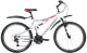 Велосипед Forward Benfica 1.0 2017 / RBKW7SN6P006 (18, белый) -