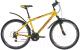 Велосипед Forward Hardi 1.0 2017 / RBKW7M66P004 (17, желтый матовый) -