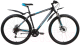 Велосипед Forward Sporting 2.0 29 Disc 2017 / RBKW7MN9Q004 (17, черный матовый) -