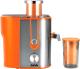 Соковыжималка BBK JC060-H02 (оранжевый/серебристый) -