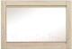 Зеркало интерьерное Black Red White August S83-LUS/100 (дуб сонома) -