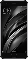 Смартфон Xiaomi Mi 6 128GB (черный) -
