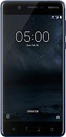 Смартфон Nokia 5 Dual Sim / TA-1053 (синий) -