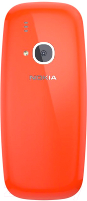 Мобильный телефон Nokia 3310 Dual Sim / TA-1030 (красный)