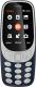 Мобильный телефон Nokia 3310 Dual Sim / TA-1030 (темно-синий) -