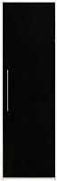 Шкаф-пенал Black Red White City B27-SZF1D (cосна норвежская/черный) -