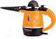 Пароочиститель Endever Odyssey Q-436 (черный/оранжевый) -