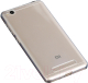 Чехол-бампер Case для Xiaomi Redmi 4A (прозрачный) -
