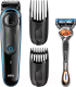 Машинка для стрижки волос Braun BT3040 (+бритва Gillette Fusion ProGlide) -