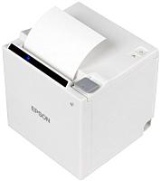 Чековый принтер Epson TM-m30 / C31CE95121 (белый) -