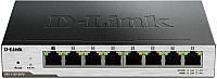 Коммутатор D-Link DGS-1100-08PD/B1A -