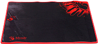 Коврик для мыши A4Tech Bloody B-080 (черный/красный) -