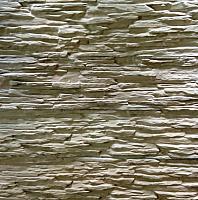 Декоративный камень Baastone Сланец Слоистый коричнево-желтый 103 (475x110x8-14) -