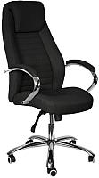 Кресло офисное Седия Aurora Eco (черный) -