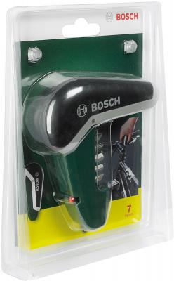 Отвертка Bosch 2.607.017.180 (7 предметов) - упаковка
