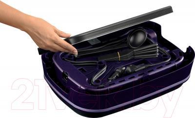 Блинница Tefal PY604432 - хранение аксессуаров