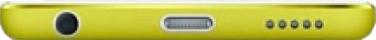 MP3-плеер Apple iPod touch 64Gb MD715RP/A (желтый) - вид снизу