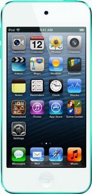 MP3-плеер Apple iPod touch 64Gb MD718RP/A (синий) - общий вид