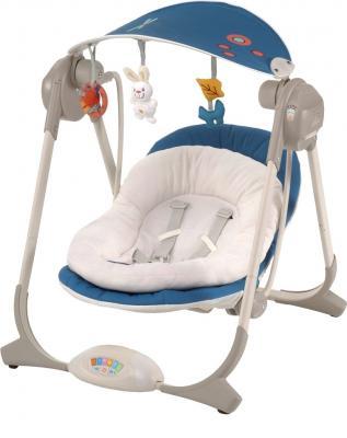 Качели для новорожденных Chicco Polly Swing Octane - общий вид