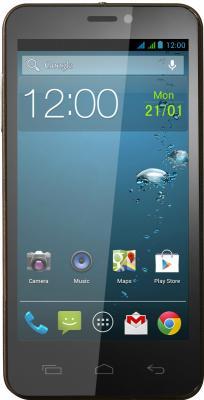Смартфон Gigabyte GSmart Maya M1 v2 - вид спереди