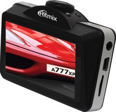 Автомобильный видеорегистратор Ritmix AVR-855 - дисплей