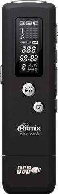 Цифровой диктофон Ritmix RR-650 4Gb - общий вид