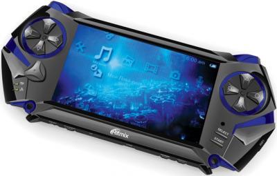 Игровая приставка Ritmix RZX-46 Blue - общий вид