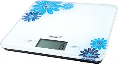 Кухонные весы Maxwell MW-1455B - общий вид