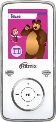 MP3-плеер Ritmix Маша и медведь RF-4950M (4Gb, белый) - общий вид