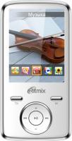 MP3-плеер Ritmix RF-7650 (4Gb, белый) -