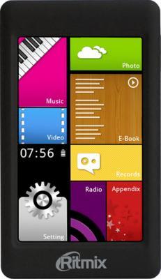 MP3-плеер Ritmix RF-9300 (4Gb) Black - общий вид
