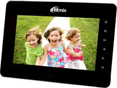 Цифровая фоторамка Ritmix RDF-725 - общий вид