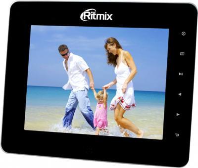 Цифровая фоторамка Ritmix RDF-825 - общий вид