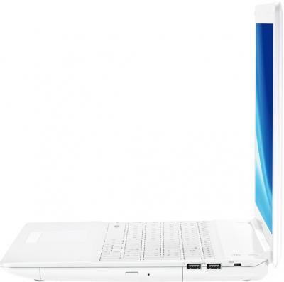 Ноутбук Samsung ATIV Book 2 (NP270E5E-X06RU) - вид сбоку