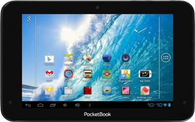 Планшет PocketBook SURFpad 2 (Red) - фронтальный вид