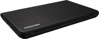Ноутбук Toshiba Satellite C50-A-L2K (PSCG8R-04600HRU) - в закрытом состоянии