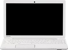 Ноутбук Toshiba Satellite L50-A-K1W (PSKJWR-002001RU) - фронтальный вид
