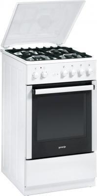 Кухонная плита Gorenje KN55120AW - общий вид