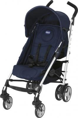 Детская прогулочная коляска Chicco Lite Way  (Complete Blue) - общий вид