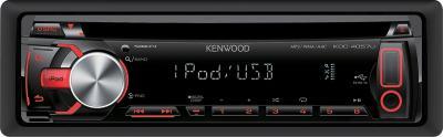 Автомагнитола Kenwood KDC-4057UR - общий вид