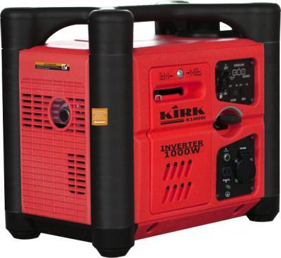 Бензиновый генератор Kirk K1000i - общий вид