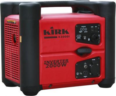 Бензиновый генератор Kirk K2000i - общий вид